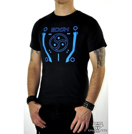 Cryoflesh Tron Bdsm Gothic Cyber Industrial Shirt Male