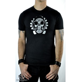 Cryoflesh Rivethead Gear Cyber Industrial Shirt Male