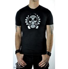 Cryoflesh Rivethead Gear Cyber Industrial Shirt Male