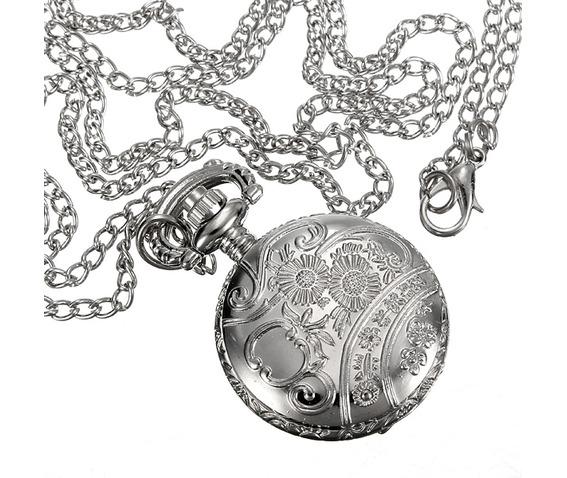 antique_silver_floral_pop_open_pocket_watch_w_chain_watches_3.JPG