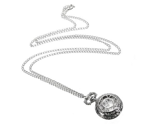 antique_silver_floral_pop_open_pocket_watch_w_chain_watches_2.JPG