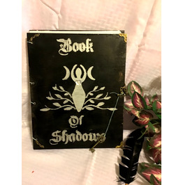 Silver Goddess Book of Shadowa