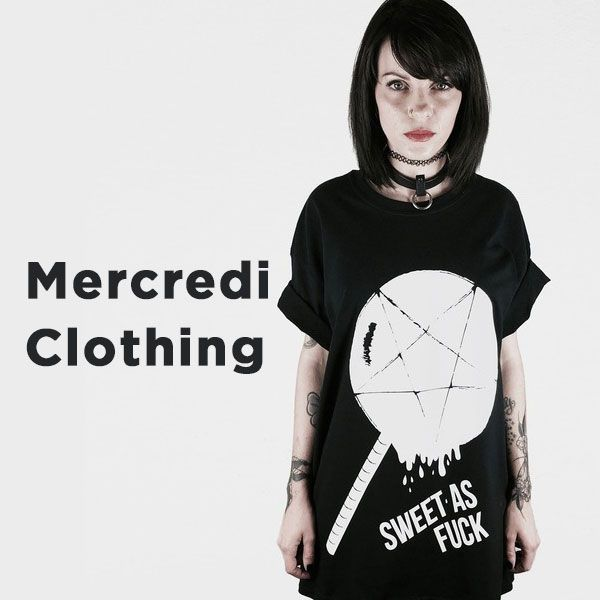 Mercredi Clothing