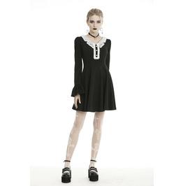 Gothic Lolita Doll Longsleeves Dress