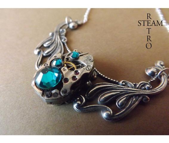 clockwork_pendant_and_emerald_swarovski_crystals_necklaces_4.jpg