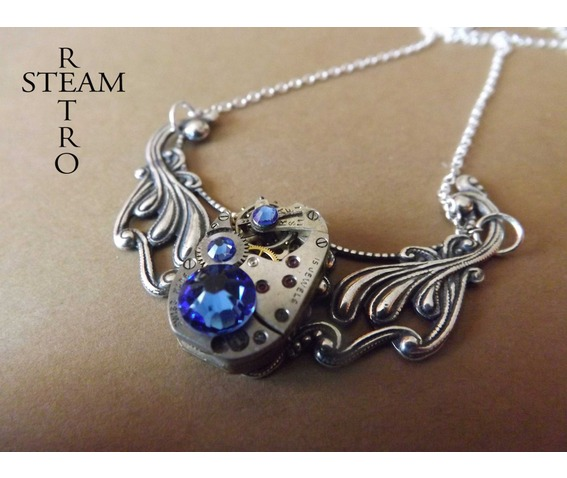 clockwork_pendant_and_saphire_swarovski_crystals_necklaces_5.jpg