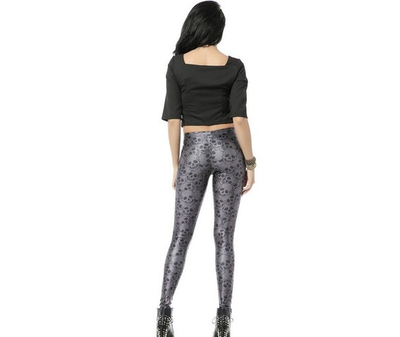 silver_gray_mini_skull_print_leggings_christmas_sale_leggings_2.jpg