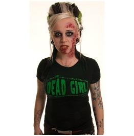 Kreepsville 666 Dead Girl Skulls T Shirt