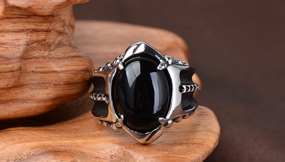 gothic rings men images