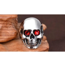 Steampunk Skull Men Retro Ring Jewelry Christmas