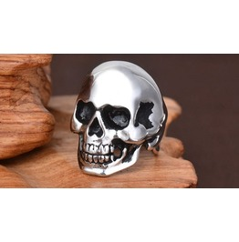 Skull Men Ring Jewelry Christmas
