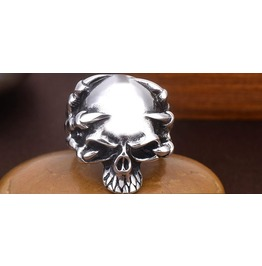 Mens Skull Jewelry Ring