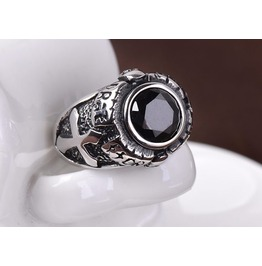 Rock Style Punk Men Retro Jewelry Ring