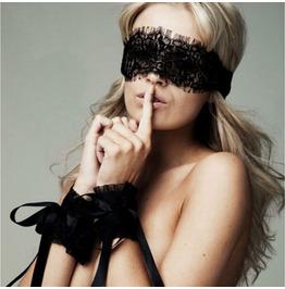 Fetish Women Ladies Mask