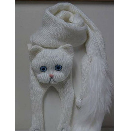 Kitty Winter Scarf