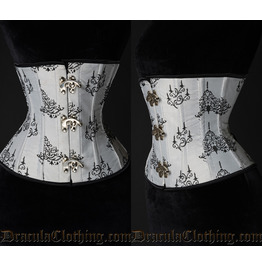 Limited Edition Candelabra Clasp Corset