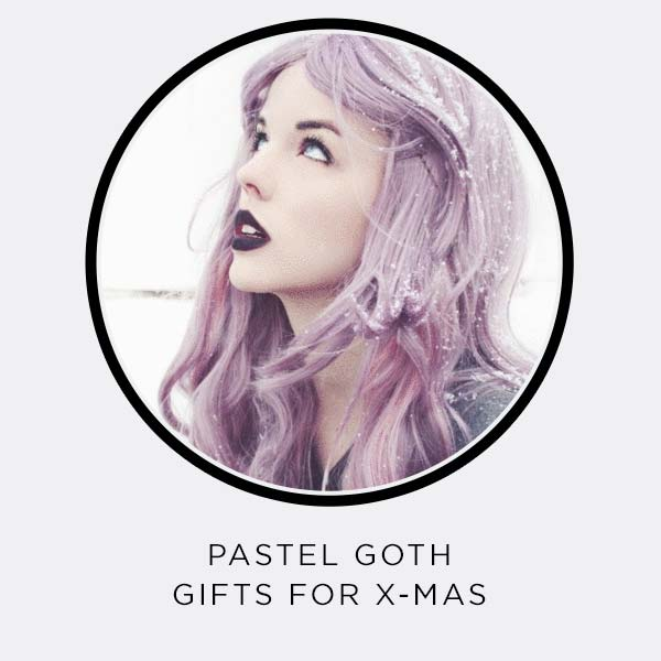 Trendsetter: Pastel Goth Gifts