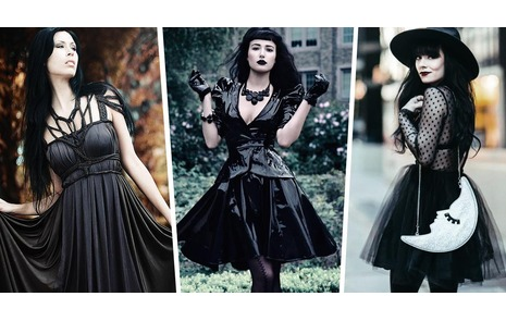 d47972ffff1 Gothic Glitz  How to Style A Gothic Outfit For Your Christmas Party