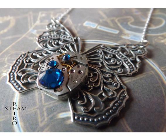 clockwork_butterfly_capri_blue_steampunk_necklace_necklaces_2.jpg