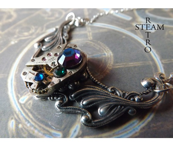 steampunk_clockwork_pendant_and_meridian_blue_swarovski_necklaces_3.jpg