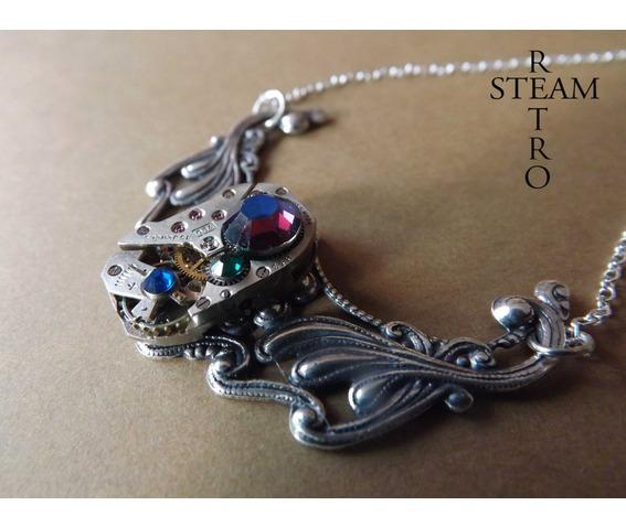 steampunk_clockwork_pendant_and_meridian_blue_swarovski_necklaces_2.jpg