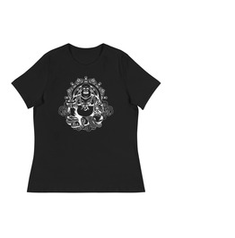 Buddha Women's Relaxed T-Shirt