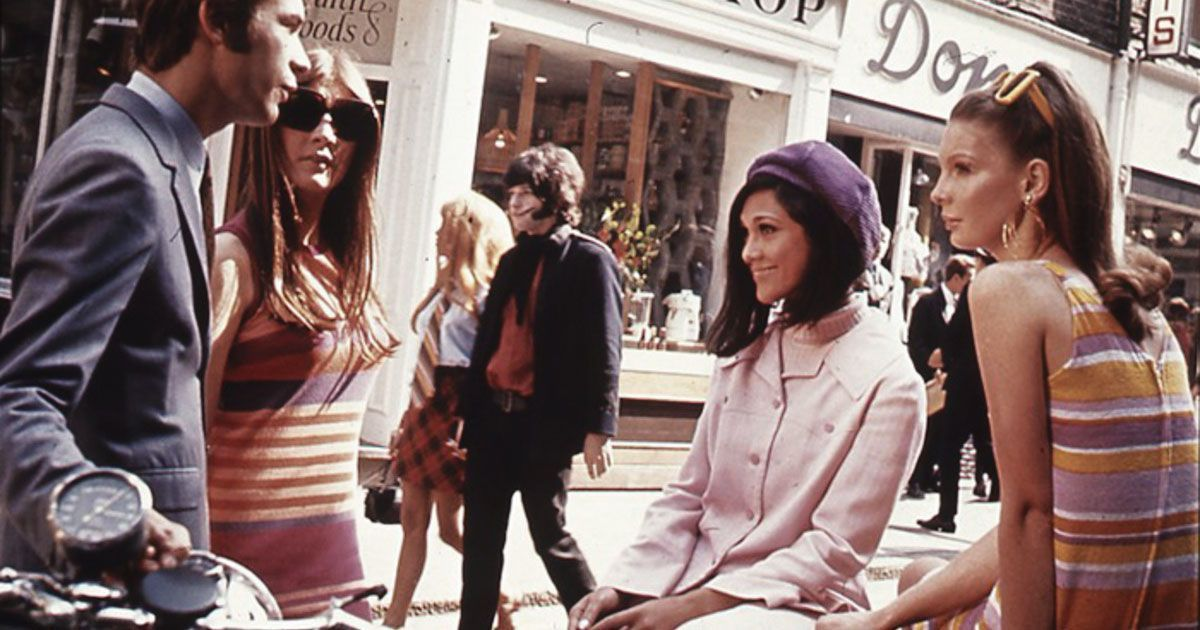 Fashion From Decades Past: Updated 60s Style