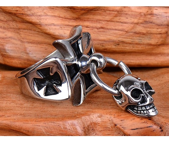 steampunk_cross_style_skull_pendant_men_jewelry_ring_rings_5.jpg