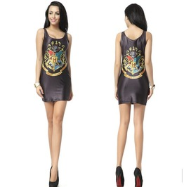 Personalized Pattern Print Women Bodycon Dress