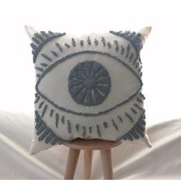 Bohemian Evil Eye Pillows