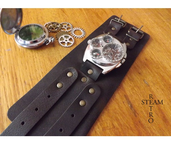 russian_military_style_silver_compass_thermometer_dual_time_steampunk_watch_watches_3.jpg