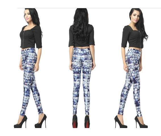 blue_galaxy_plaid_print_women_fashion_leggings_pants_leggings_2.jpg