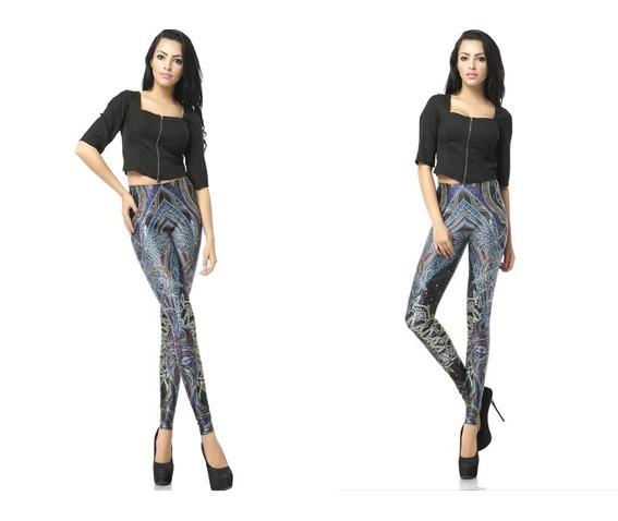 abstract_stripe_print_women_fashion_leggings_pants_leggings_3.jpg