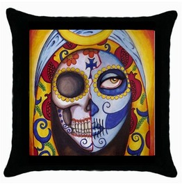 Lady Guadalupe Pillow Case