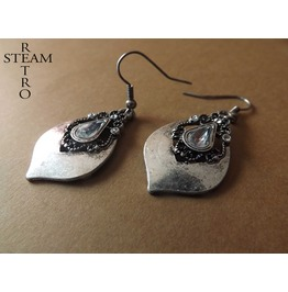 Tears Princess Vintage Earrings Gothic Earrings Gothic Jewelry Steamretro