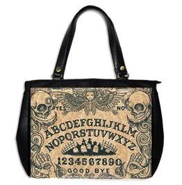 Ouija Board Angel Oversized Hand Bag