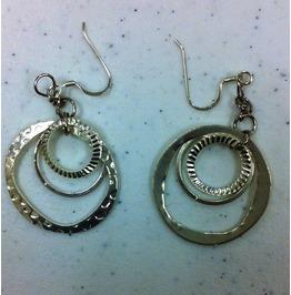 Layered Hoops Earrings