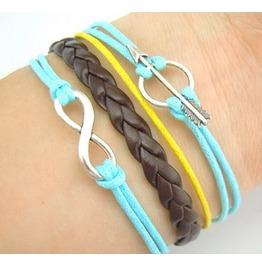 Retro Style Rope Bracelet Different Themes Diy