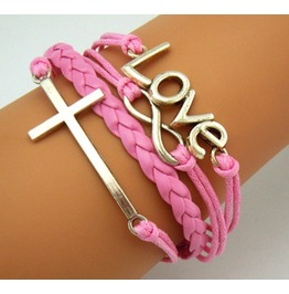 Retro Style Rope Bracelet Different Themes Diy