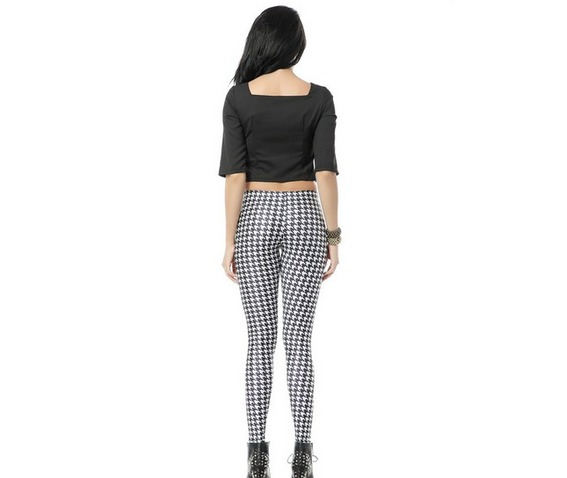 black_white_pattern_print_fashion_women_leggings_pants_leggings_2.jpg