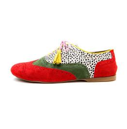 Ballet Flats – Annu – Milenika Shoes