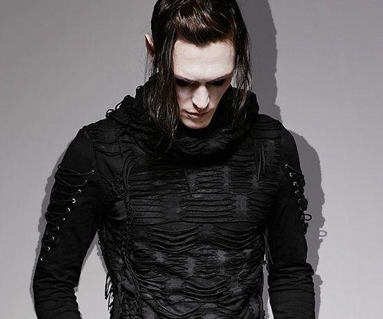 Goth men