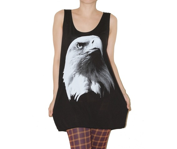 eagle_sheer_fabric_black_indie_shirt_tank_top_size_l_fashion_tops_4.jpg