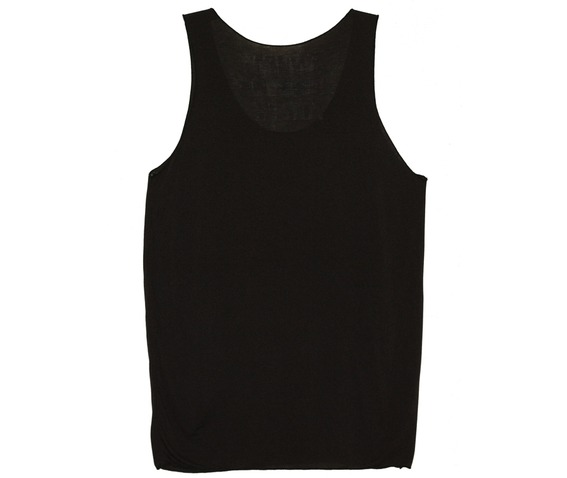 eagle_sheer_fabric_black_indie_shirt_tank_top_size_l_fashion_tops_2.jpg
