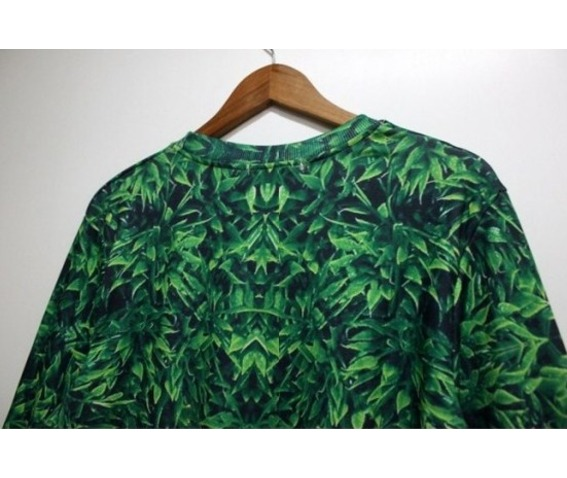 green_leaf_print_fashion_round_collar_sweater_cardigans_and_sweaters_2.jpg