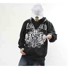 Hip Hop Pattern Print Men's Hoodie