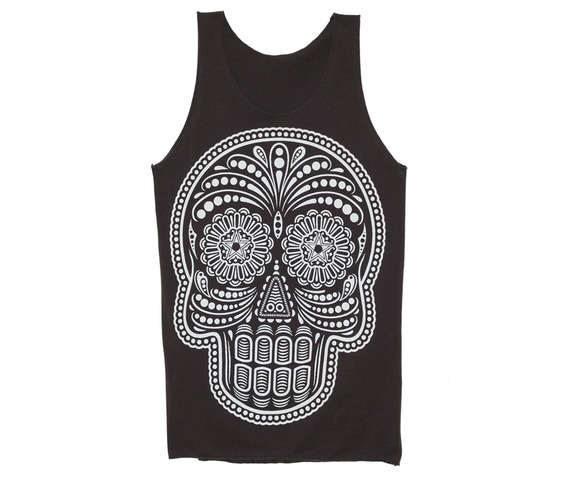 mexican_skull_shirt_charcoal_black_tank_top_tee_size_s_fashion_tops_3.jpg