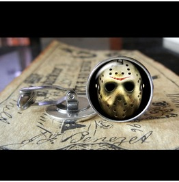 Friday 13th/Jason Voorhees Cuff Links, Men,Weddings