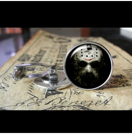 Friday 13th/Jason Voorhees #2 Cuff Links, Men,Weddings