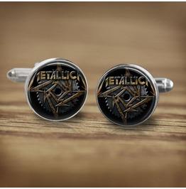 Metallica Star Logo Cuff Links Men, Weddings